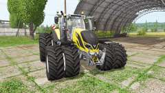 Valtra T144 for Farming Simulator 2017