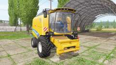 New Holland TC5.70 for Farming Simulator 2017