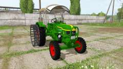 Deutz D40 v1.1 for Farming Simulator 2017