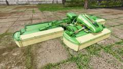 Krone EasyCut pack for Farming Simulator 2017