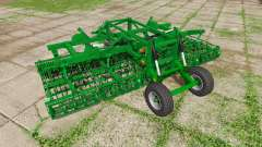 Laumetris KLG-7 for Farming Simulator 2017