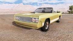 Gavril Barstow convertible v1.4 for BeamNG Drive