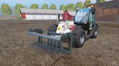 Terex teleheader for Farming Simulator 2015