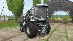 Krone BiG X 580 camo for Farming Simulator 2017