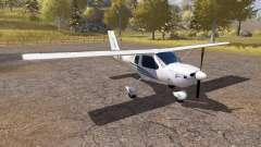 Cessna 172 v1.2 for Farming Simulator 2013