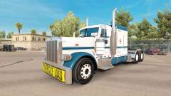 The Uncle D Logistics skin for the truck Peterbi