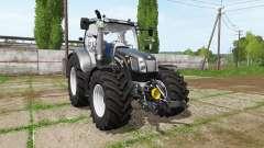 New Holland T6.120 v1.2 for Farming Simulator 2017
