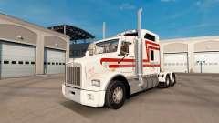 Skin Trans-Scotti on tractor Kenworth T800