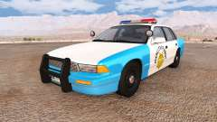 Gavril Grand Marshall south park police for BeamNG Drive