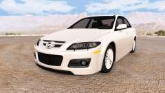 Mazda6 MPS (GG) for BeamNG Drive