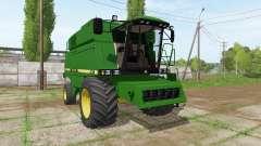 John Deere 2058 for Farming Simulator 2017