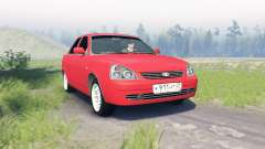 LADA Priora (2170) v0.9 for Spin Tires