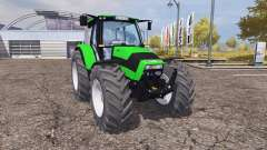 Deutz-Fahr Agrotron K 120 for Farming Simulator 2013