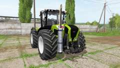 CLAAS Xerion 3300 for Farming Simulator 2017