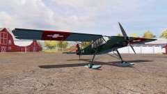 Fieseler Fi 156 Storch for Farming Simulator 2013