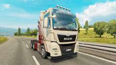 MAN TGX v1.7 for Euro Truck Simulator 2
