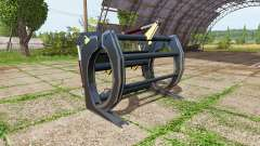 Grip logs for Farming Simulator 2017