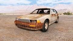 Gavril Grand Marshall rusty