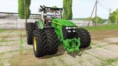 John Deere 7830 v2.2.2 for Farming Simulator 2017