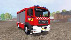 MAN TGA 28.430 Fire Rescue