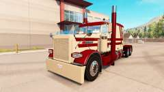 Skin Mask off for the truck Peterbilt 389