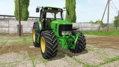 John Deere 7430 Premium v2.0 for Farming Simulator 2017