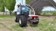 Case IH Puma 160 CVX forest v0.1 for Farming Simulator 2017