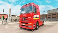 Mercedes-Benz Actros MP1 v2.5