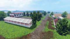 Cherkasy region for Farming Simulator 2015