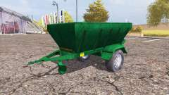AMAZONE fertilizer spreader for Farming Simulator 2013