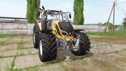Valtra T154 v1.1 for Farming Simulator 2017