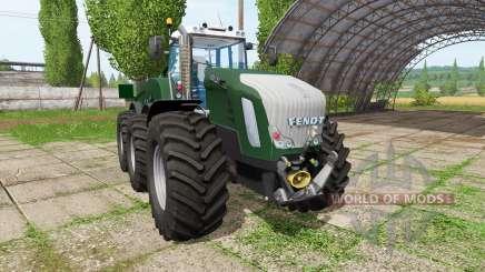 Fendt TriSix Vario for Farming Simulator 2017