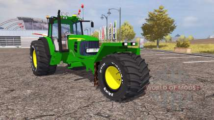 John Deere 6930 trike v2.0 for Farming Simulator 2013