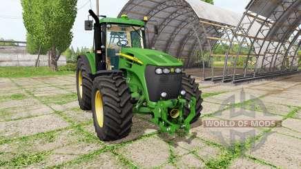 John Deere 7920 v2.0 for Farming Simulator 2017