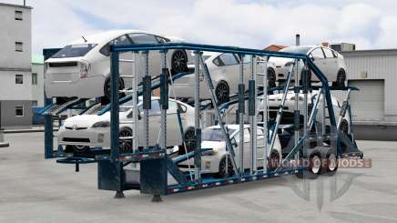 Trailers pack for American Truck Simulator