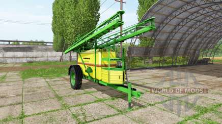 Dammann Profi-Class v1.0.2 for Farming Simulator 2017