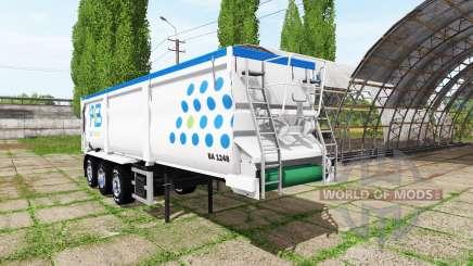 Krampe Bandit SB 30-60 AB Texel for Farming Simulator 2017