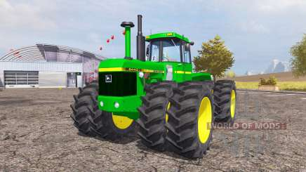 John Deere 8440 v2.0 for Farming Simulator 2013