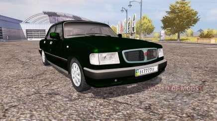 GAZ 3110 Volga for Farming Simulator 2013