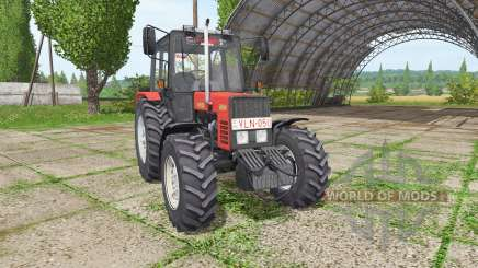 Belarus MTZ 892.2 for Farming Simulator 2017