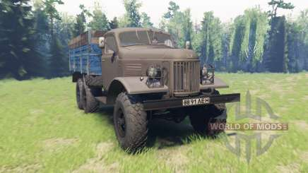 ZIL 157 for Spin Tires