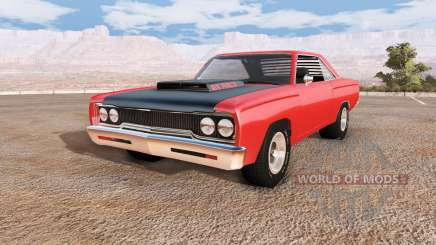 Plymouth Road Runner for BeamNG Drive