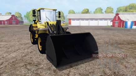 Volvo L120H for Farming Simulator 2015