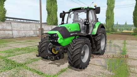 Deutz-Fahr Agrotron 6190 TTV v2.0 for Farming Simulator 2017