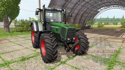 Fendt Favorit 822 v3.1 for Farming Simulator 2017