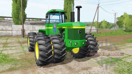 John Deere 8440 v1.1 for Farming Simulator 2017