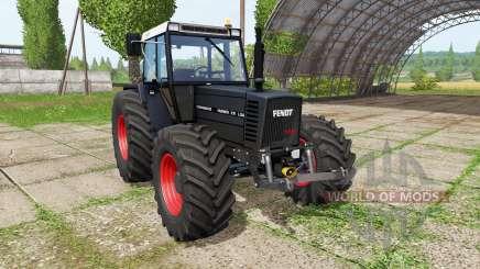 Fendt Farmer 310 LSA Turbomatik black beauty for Farming Simulator 2017