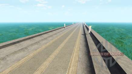 Endless highway v2.0 for BeamNG Drive