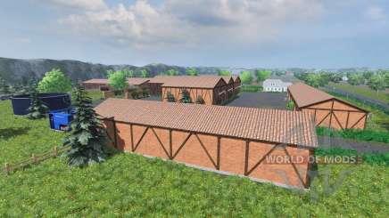 Little country v1.1 for Farming Simulator 2013