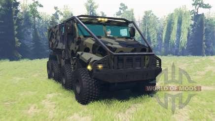 Ural alligator v1.1 for Spin Tires